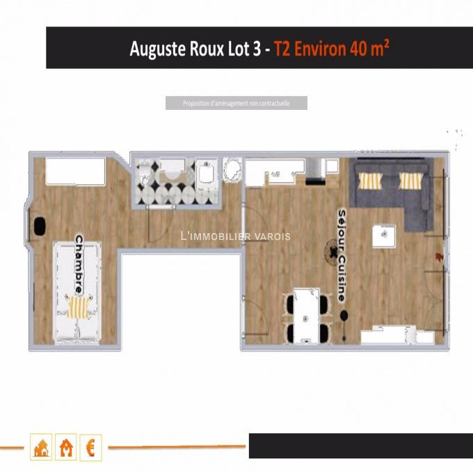 Offres de vente Appartement Pierrefeu-du-Var (83390)