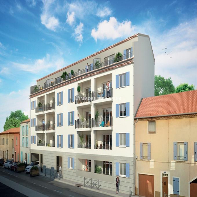 Programme neuf Appartement La Crau (83260)