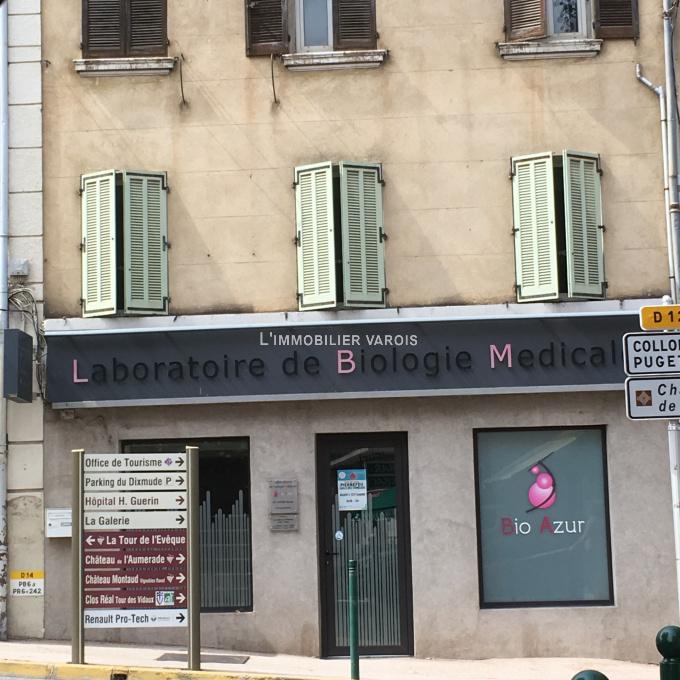 Vente Immobilier Professionnel Local commercial Pierrefeu-du-Var (83390)